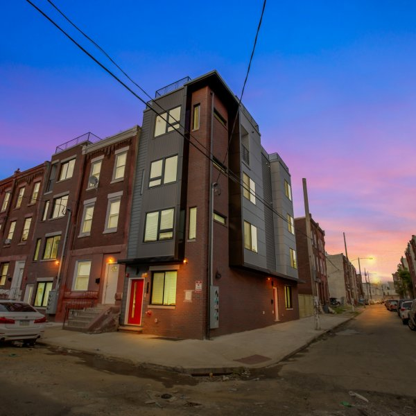 New construction apartments in Philadelphia