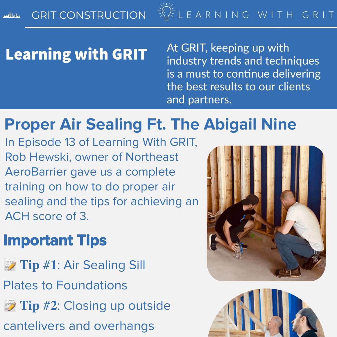 Air Sealing Training_LWG_RESIZED