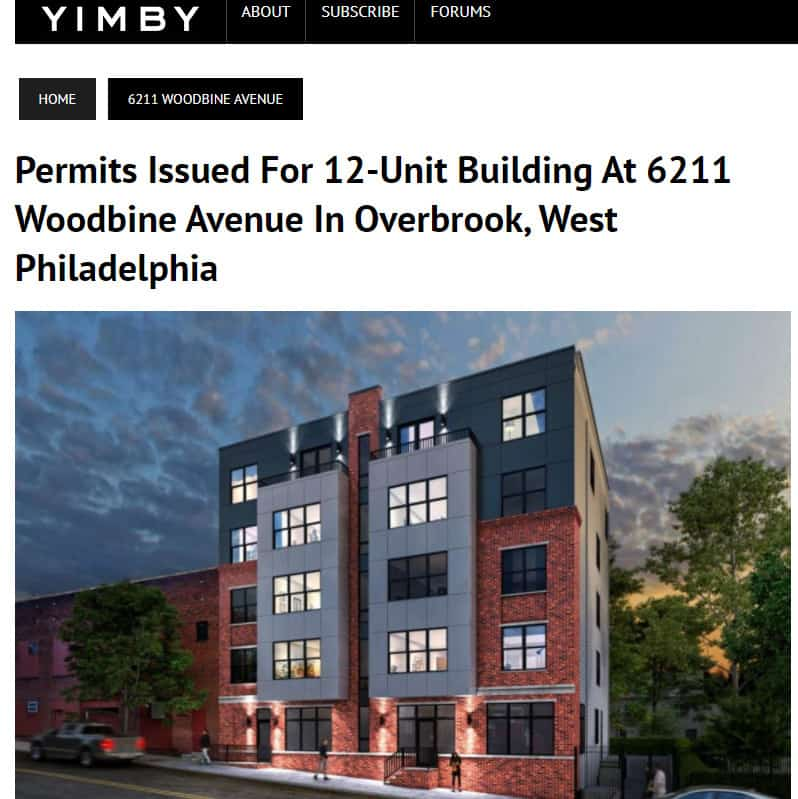 Woodbine_yimby article_square