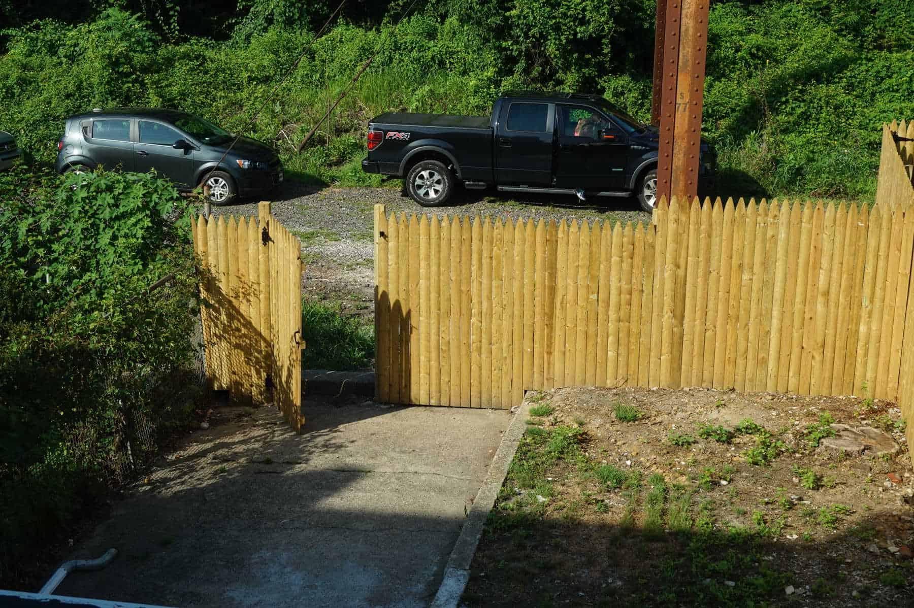 Superior Backyard Parking
